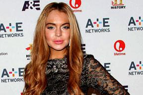 Lindsay Lohan Kleopatra oldu