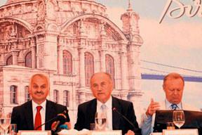 İstanbul Ramazanda turiste doyacak