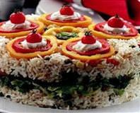 Güneş Salatası Tarifi