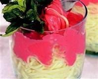 Bardakta Makarna Salatası Tarifi