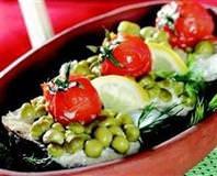 Sebzeli Balık Tarifi
