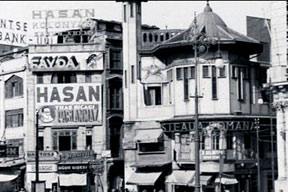 Karaköyün kayıp camisi geliyor