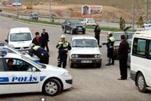 Polise şüpheli araç uyarısı!