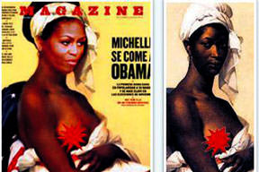 Köle torunu Michelle