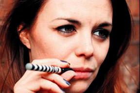 Elektronik sigara akciğere zararlı