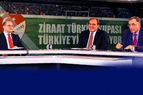 Türkiye kupası Türkiye'yi A Haber ile kucaklıyor
