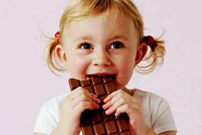 Çikolata masummuş!