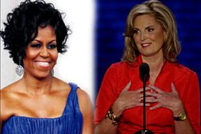 First Lady farkı