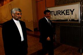 Toplantı İstanbul'da