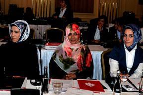 Ortadoğu'da kadının rolü