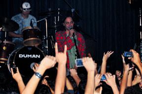 Duman'lı konser