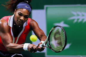 Serena Çin'li sever
