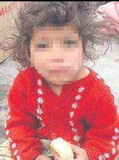 Günde 25 çocuk kayıp