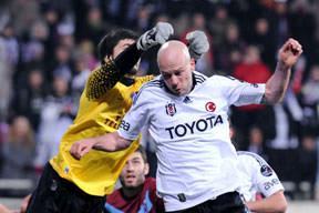 Beşiktaş taraftarı Ernst'i unutmadı!