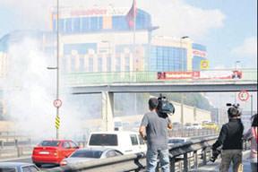 BDP eyleminde 3 ses bombası