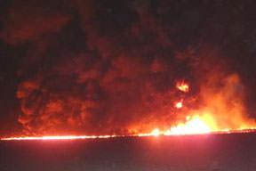 Petrol boru hattına sabotaj