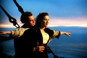 Telefonla Titanic sahnesi çekmeyin