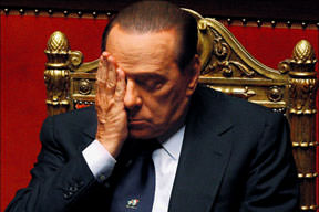 Berlusconi'ye hapis