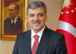 Cumhurbaşkanı Gül'den 29 Ekim mesajı