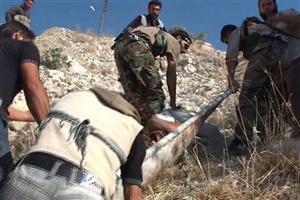 Esed güçleri 56 kişiyi öldürdü