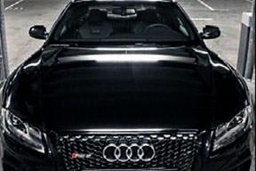 Hırsızların favorisi Audi