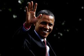 Obama gençlerle