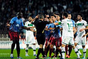 Trabzon'u 7 bitirdiler