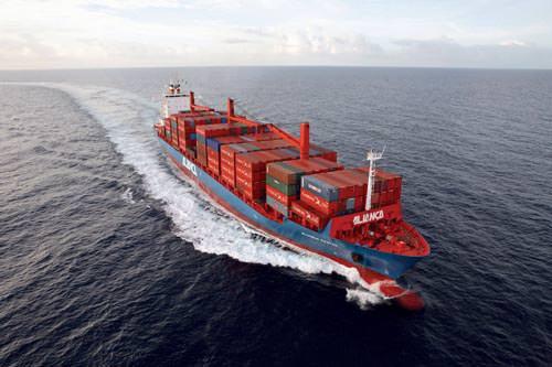 700 ton altın denizde kayboldu