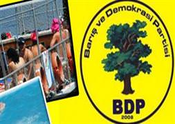 BDP'de skandal üstüne skandal!
