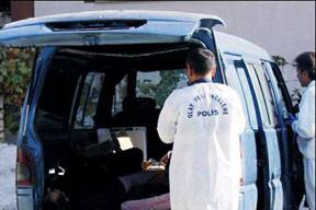 İki kardeşe minibüste infaz