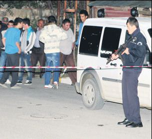 Sokakta çatışma 1 ölü, 5 yaralı