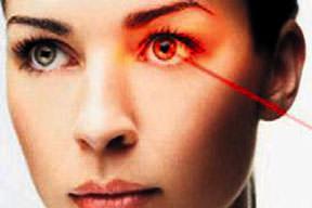 Anoreksiya gözlere de zararlı