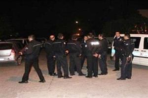 Polis otosuna bombalı saldırı