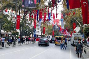 Bağdat Caddesi çürük çıktı