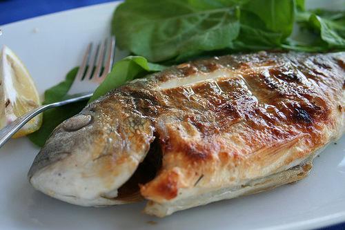 Balık, astımı azaltıyor