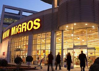 Migros'tan 150 mağaza