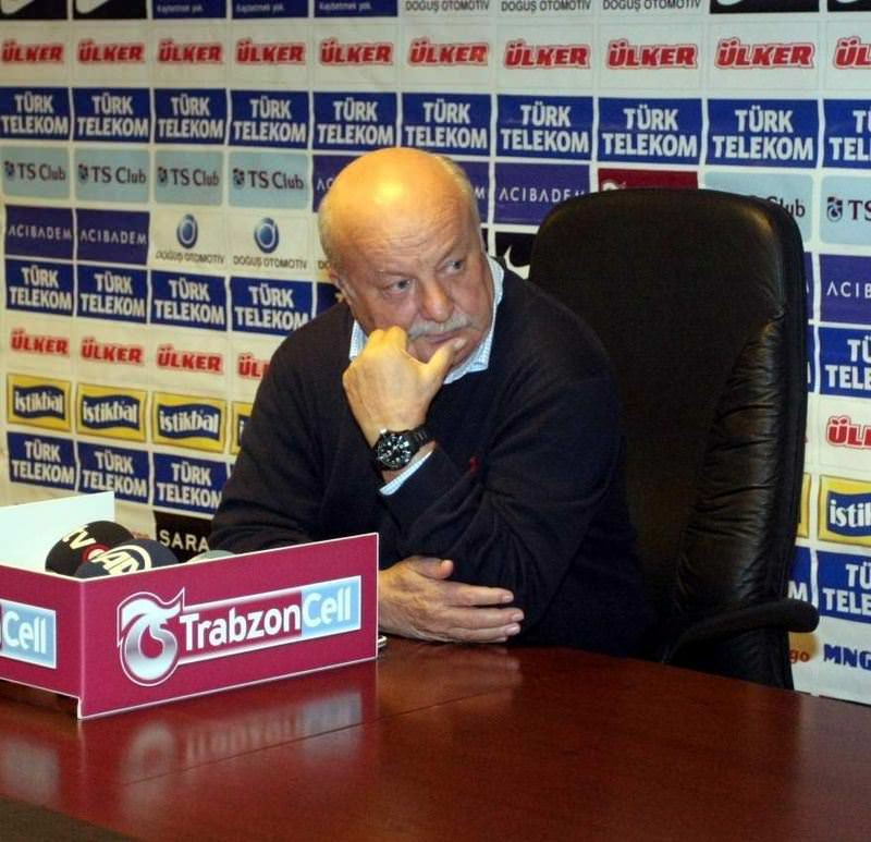 Trabzon'a red