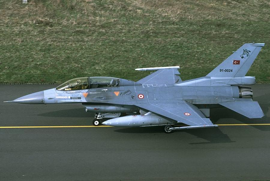 F-16'lar Kandil'i vurdu
