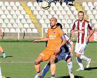 Tokatspor 0-1 Mersin İdman Yurdu