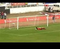 Nazilli Belediyespor: 0 - Bursaspor: 1