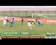 Bozüyükspor 1-2 Gaziantepspor