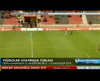 Gaziantepspor: 0 - Sivasspor: 1 (Özet)