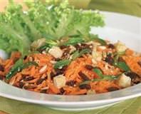 Kuru Üzümlü Havuç Salatası