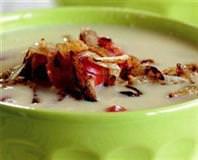 Kiraz Domatesli Soğan Çorbası