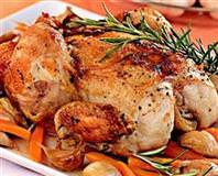 40 Sarmısaklı Tavuk