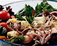 Deniz Mahsullü Salata