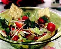 Kapris Diyet Salatası
