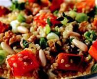 Balkabaklı Bulgur Salatası