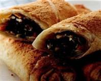 Ispanaklı Sodalı Börek Tarifi