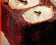 Armutlu Ve Çikolatalı Kek Tarifi